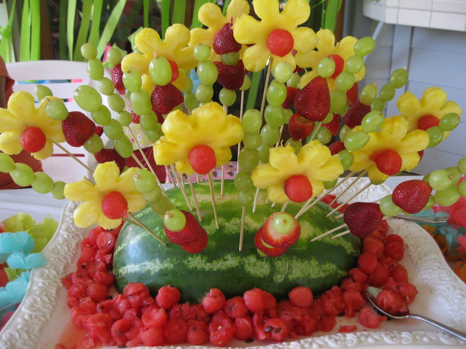 Festa De 15 Anos Ideas: Sweet Shoppe: Girly Luau Birthday Party