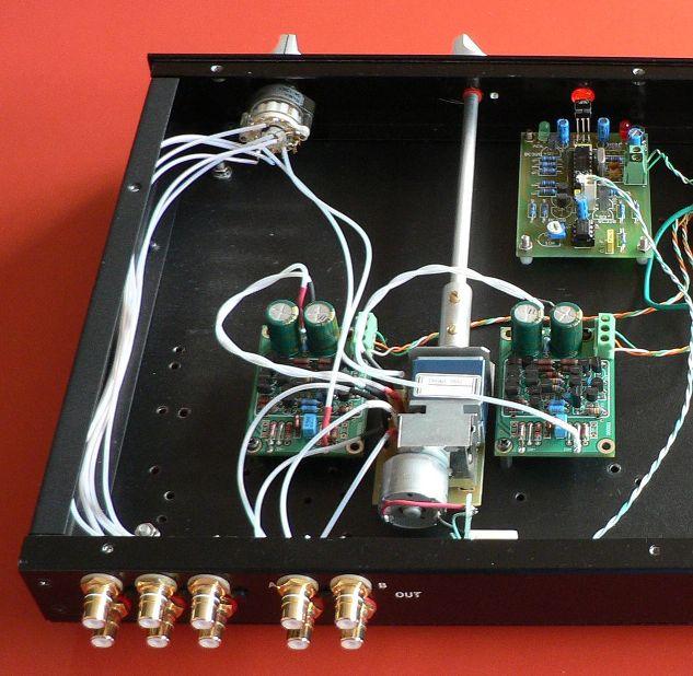 DIY Passive preamp with Burson Audio Buffer modules – Burson Audio