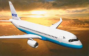 Pesawat N-2130 - 7 Pesawat Buatan Indonesia Komersial dan Tempur - www.iniunik.web.id