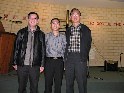 Sound The Alarm 吹号角: Perth Chinese Christian Church, South ...