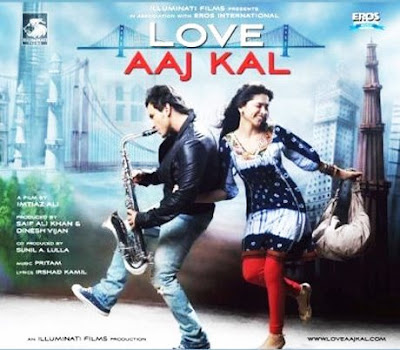 My Household Capers Music Review Love Aaj Kal 2009 Hindi