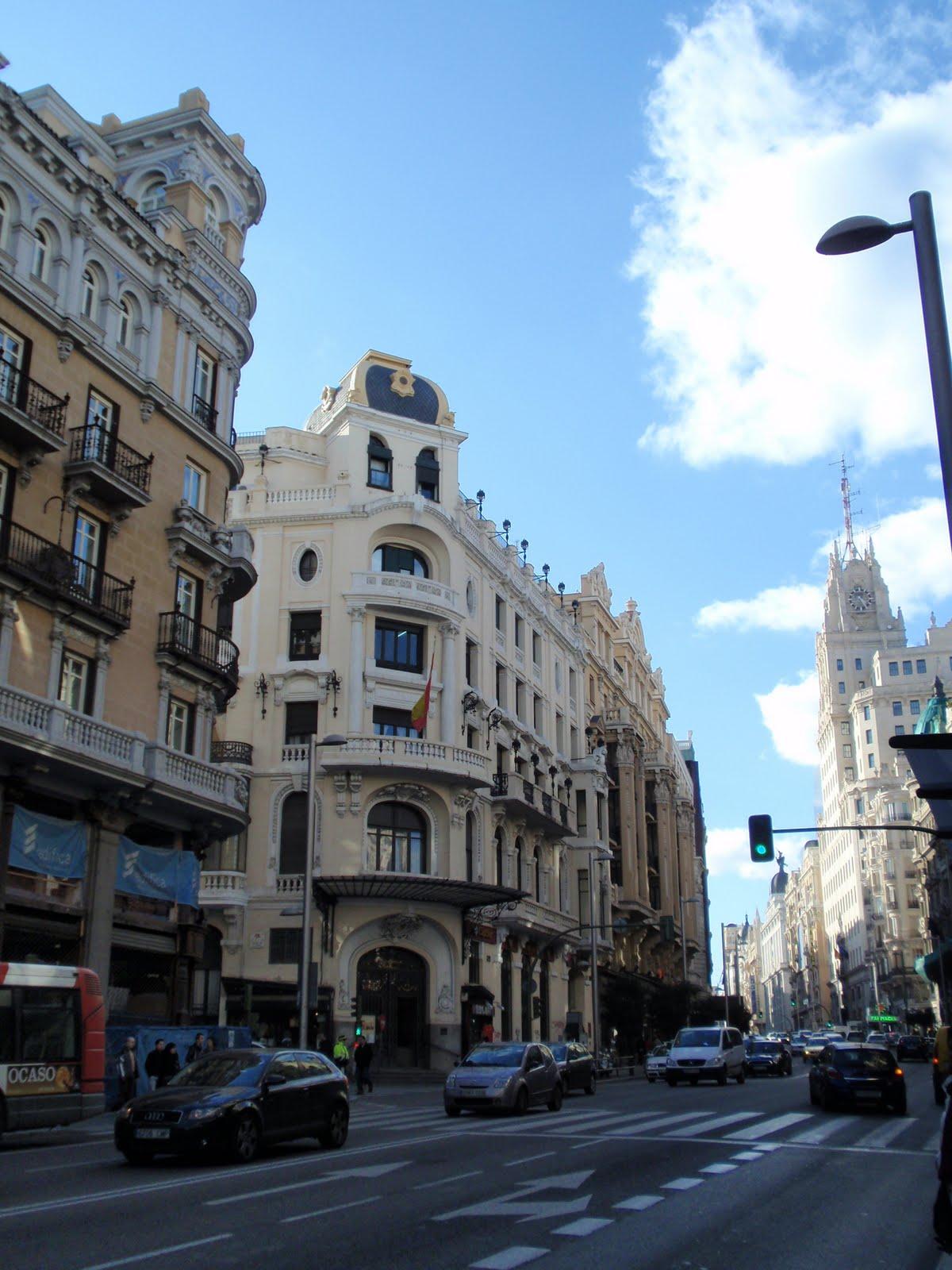 MENU CASINO MILITAR MADRID