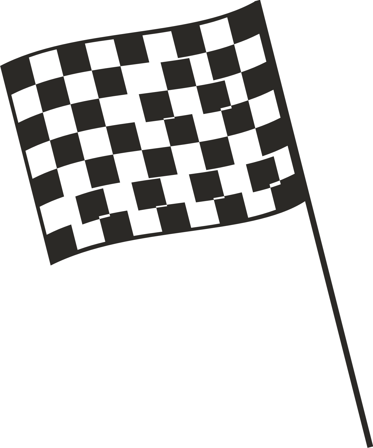 Clip Art Checkered Flag