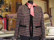 MY WONDERFUL FAUX CHANEL JACKET