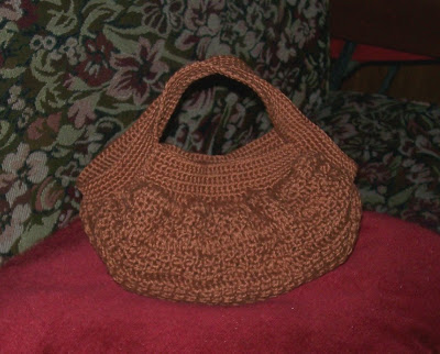 Crochet And Other Stuff Old Bags New Bags