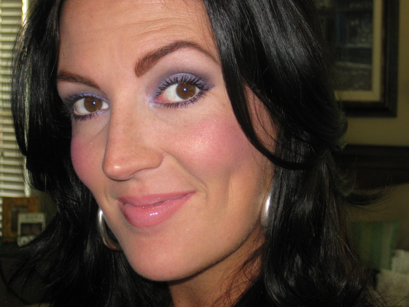 Pinks And Purples And Miss Piggy - Free makeup ideas: Pinks