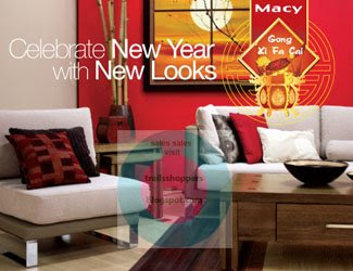 Macy Chinese New Year Specials Until 2