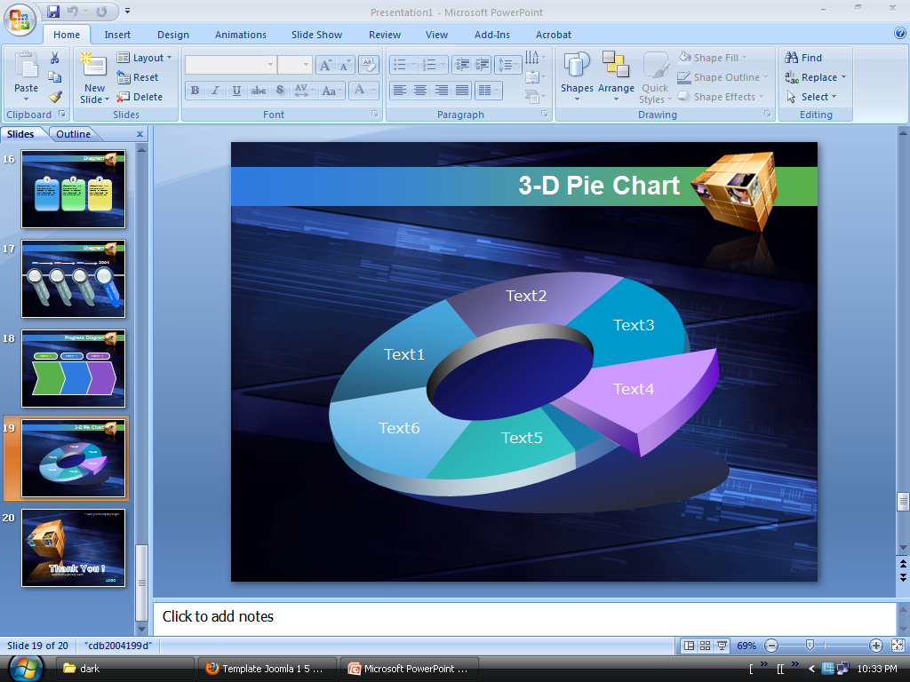 Download Templates For Powerpoint 2007 Free
