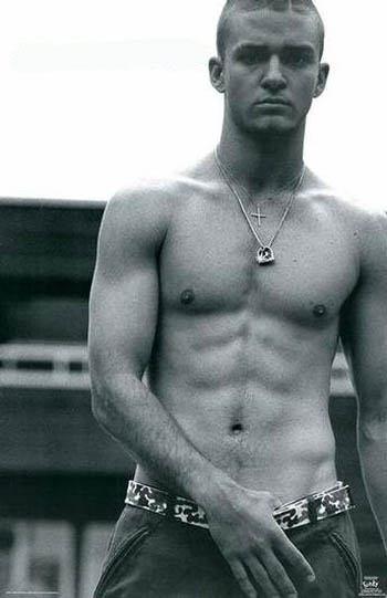 idodgoho: justin timberlake 2011 shirtless