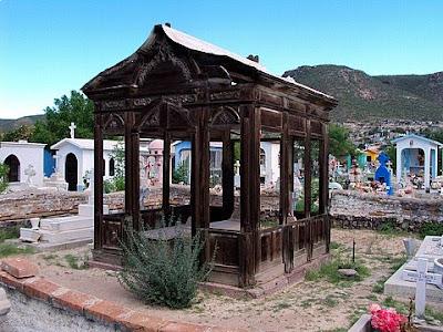 El Bable: Los Sanjuanes, el panteón de La Paz, BCS.