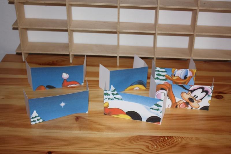 adventi naptár készítése házilag 2009 Adventi naptár készítése egykori matchbox tartóból | Blog adventi naptár készítése házilag 2009