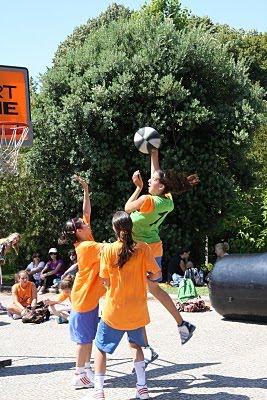 C.P.N. Basquetebol  Street Basket Sport Zone - Palácio de Cristal no ... b3a611e9cf20b