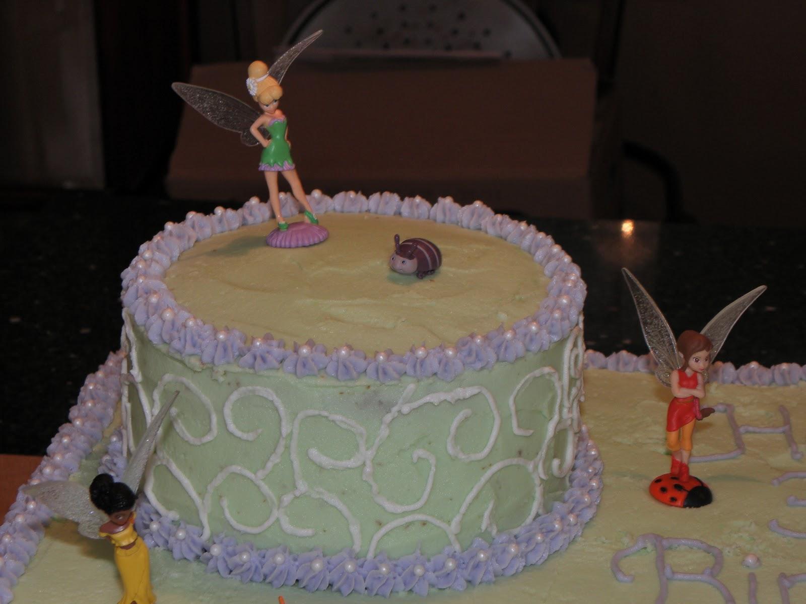 Tinkerbell Cake Walmart Cake Ideas And Designs
