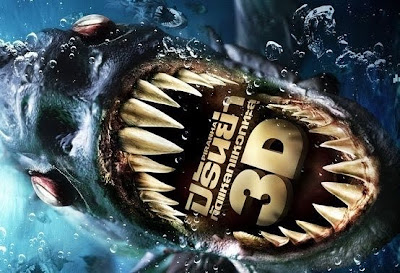 Piranha 2 Movie - Piranha Sequel