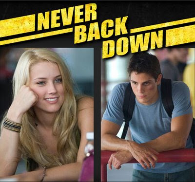 MUSINGS OF A PSYCHOTIC DRAGONFLY: Never Back Down - Movie