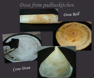 how to make crispy dosa