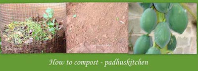 how to compost naturally