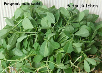 methi leaves-fenugreek leaves
