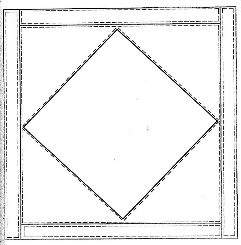 Quilt Blocks Coloring Pages - Kidsuki