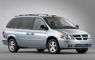 Ode to my stinkin' Minivan