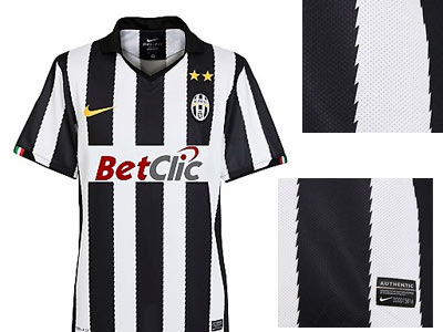 save off 5fd29 34526 New Kits on The Blog: Juventus Home Shirt 2010/11