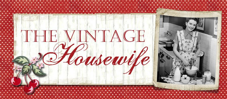 The Vintage Housewife