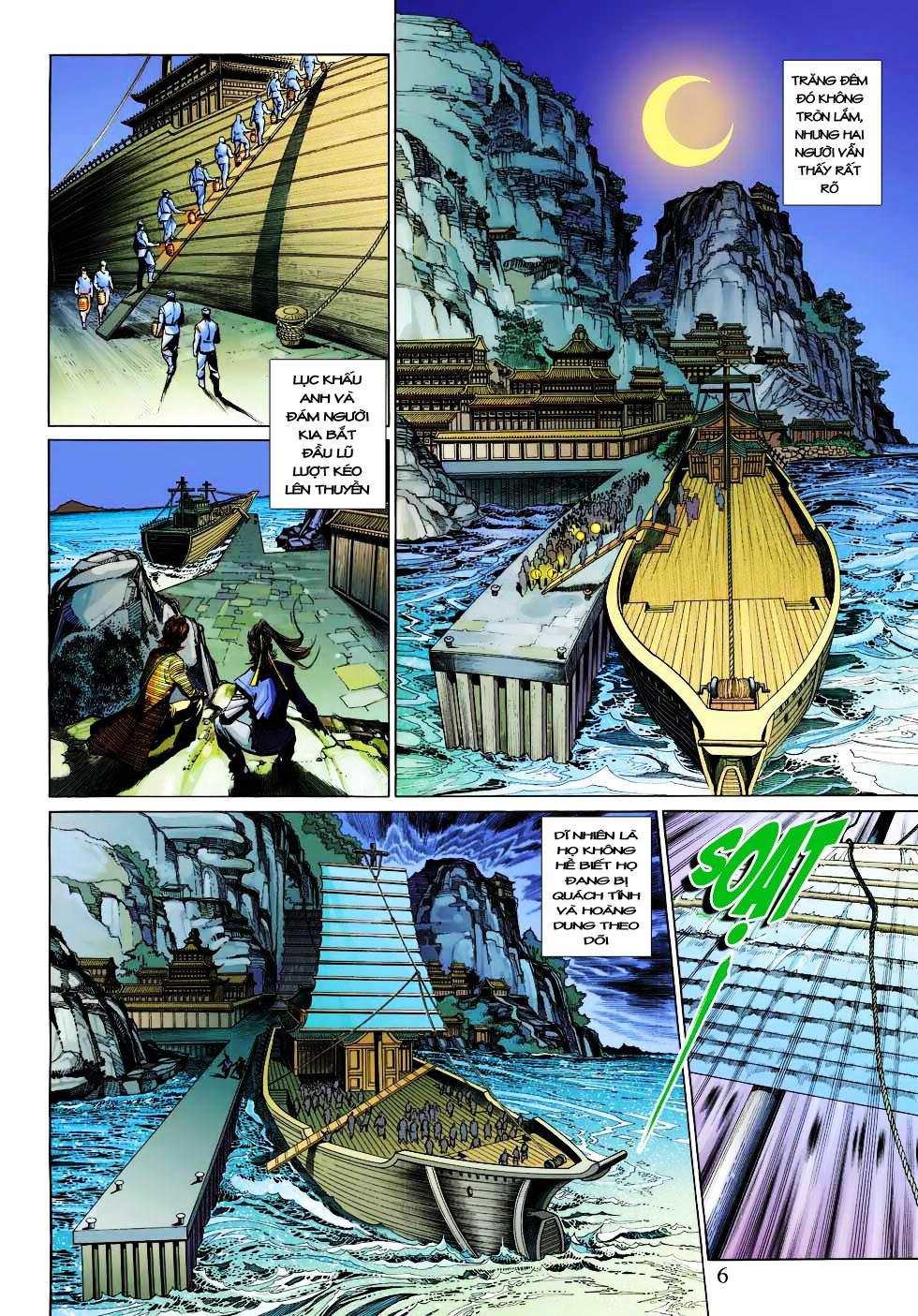 Anh Hùng Xạ Điêu anh hùng xạ đêu chap 27 trang 6