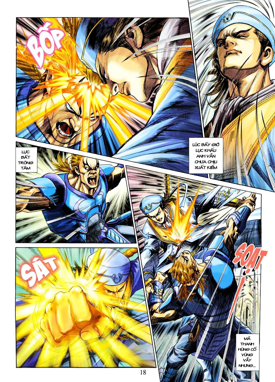 Anh Hùng Xạ Điêu anh hùng xạ đêu chap 27 trang 18