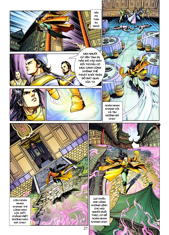 Anh Hùng Xạ Điêu anh hùng xạ đêu chap 27 trang 27