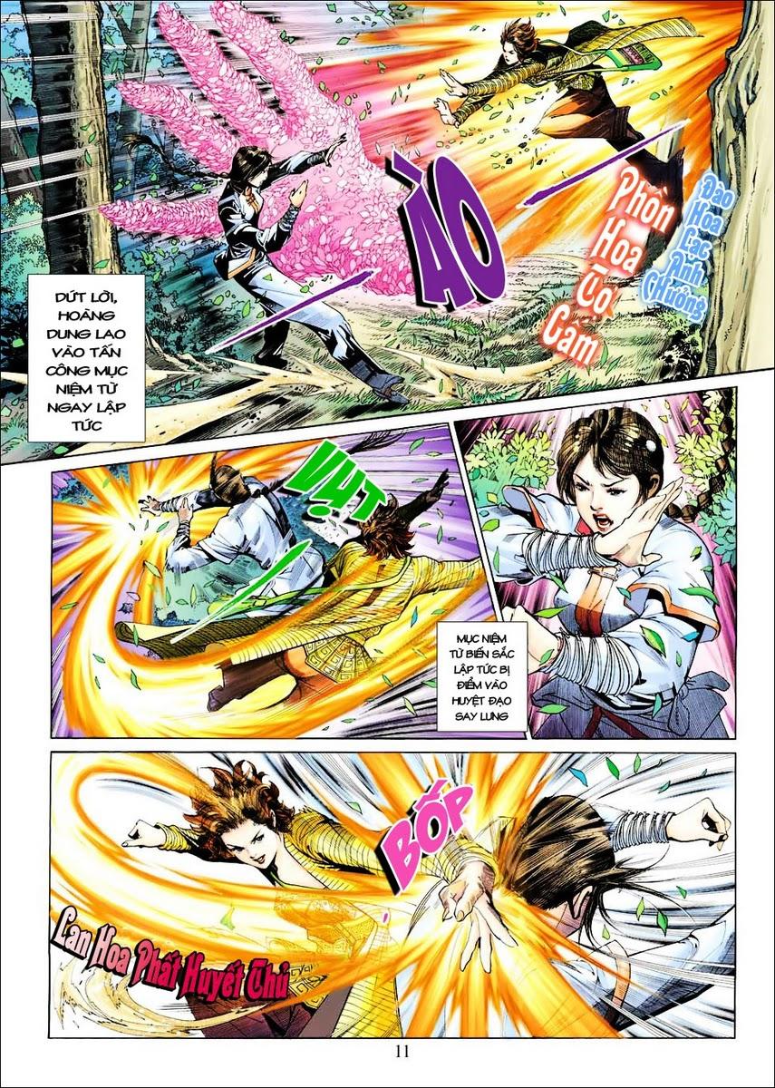 Anh Hùng Xạ Điêu anh hùng xạ đêu chap 25 trang 11