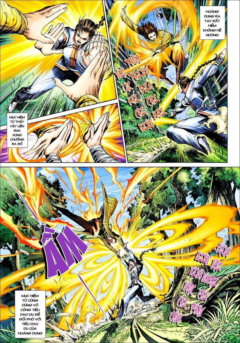 Anh Hùng Xạ Điêu anh hùng xạ đêu chap 25 trang 3