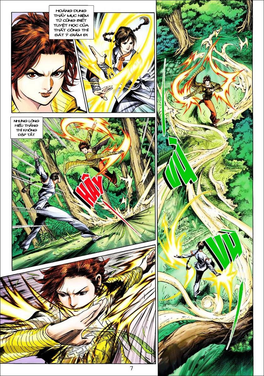 Anh Hùng Xạ Điêu anh hùng xạ đêu chap 25 trang 7