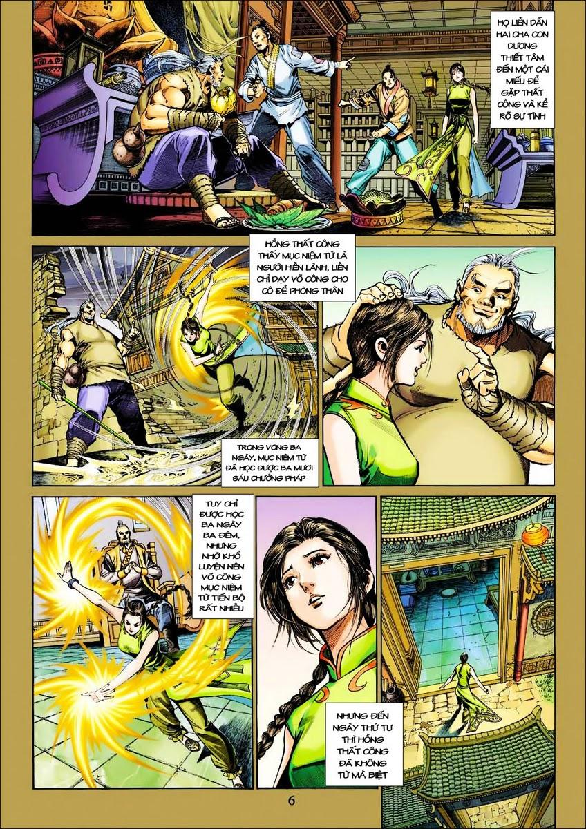 Anh Hùng Xạ Điêu anh hùng xạ đêu chap 25 trang 6