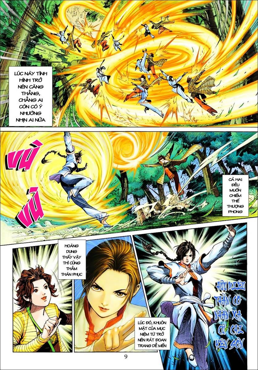 Anh Hùng Xạ Điêu anh hùng xạ đêu chap 25 trang 9