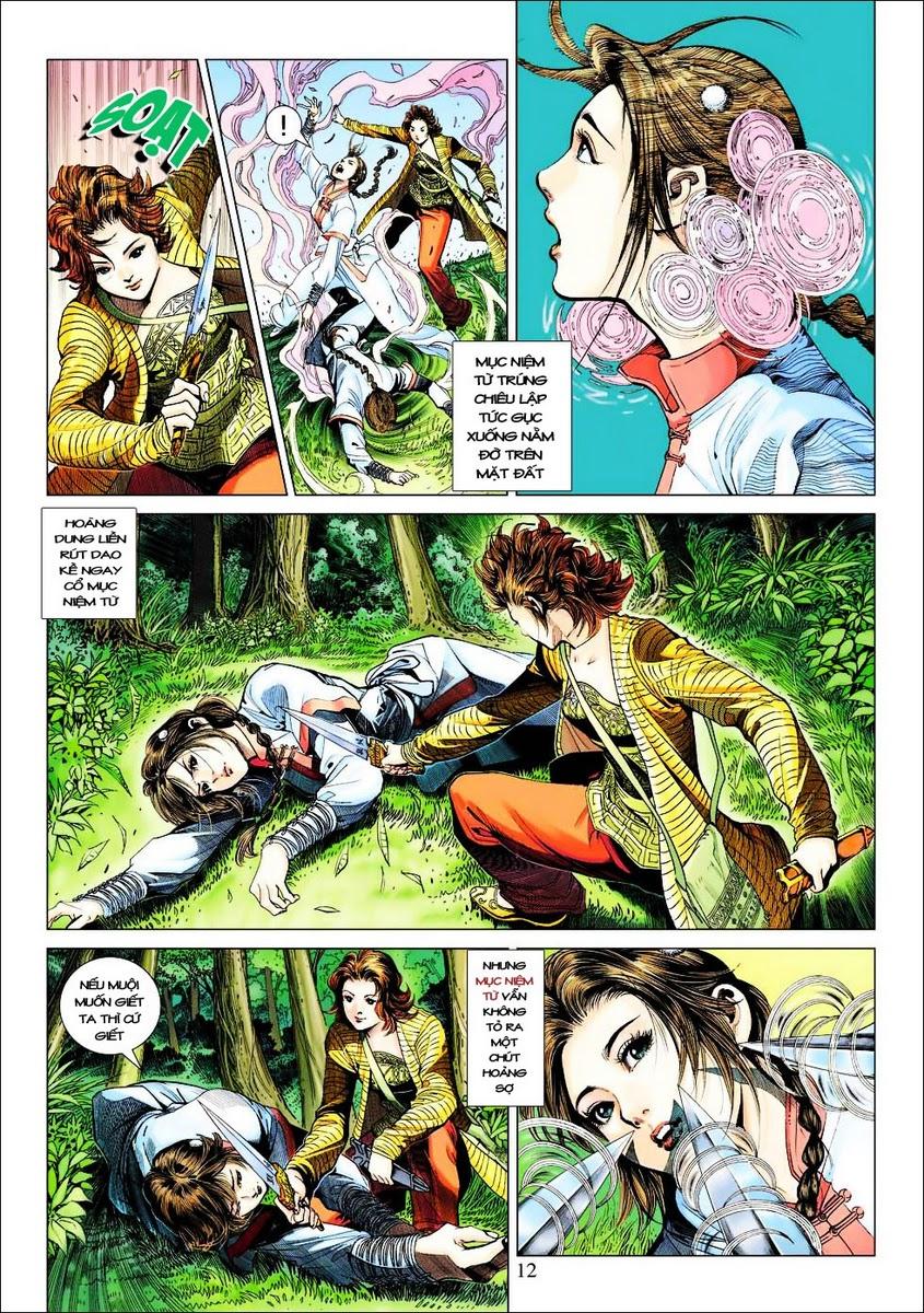 Anh Hùng Xạ Điêu anh hùng xạ đêu chap 25 trang 12