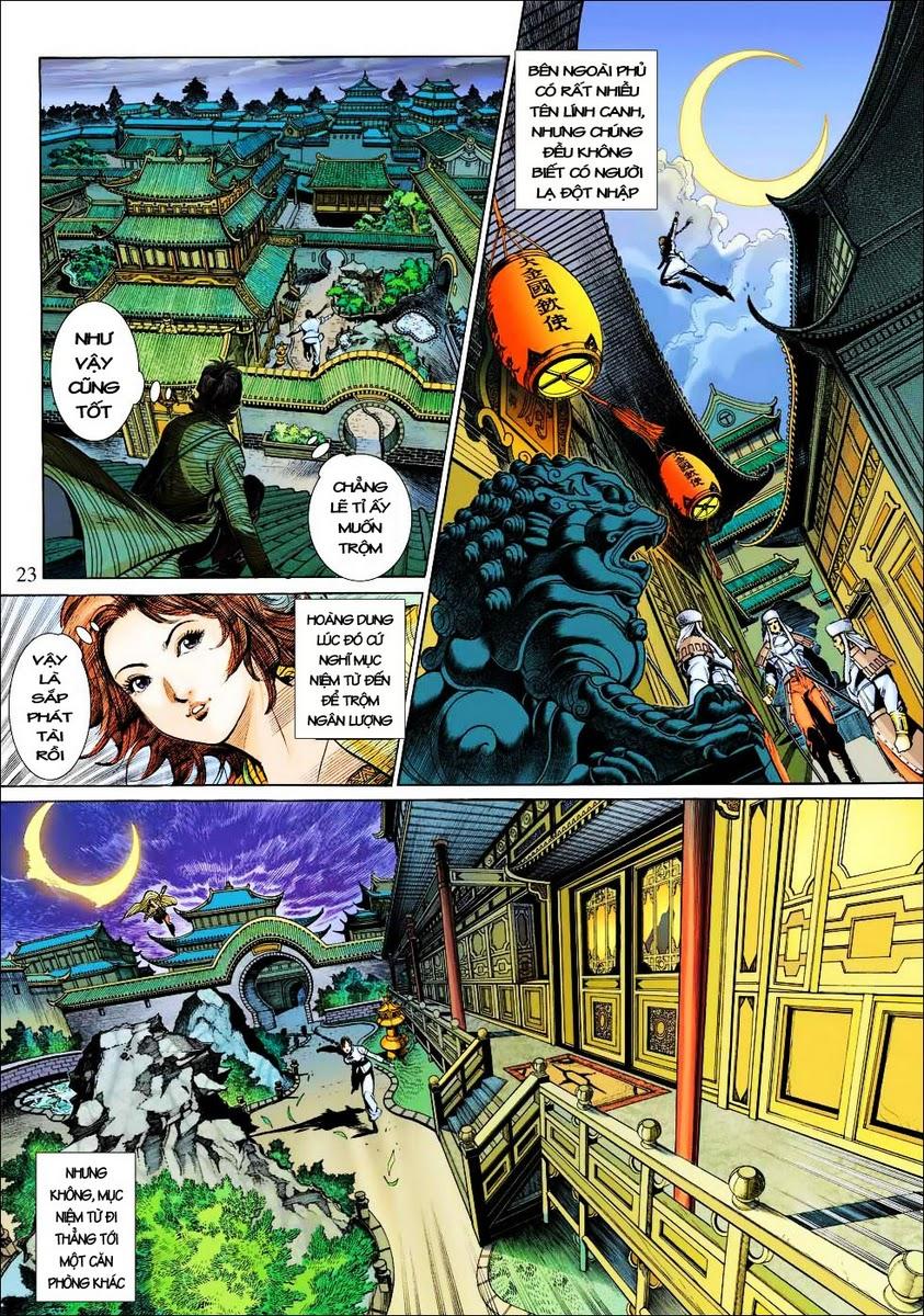 Anh Hùng Xạ Điêu anh hùng xạ đêu chap 25 trang 22