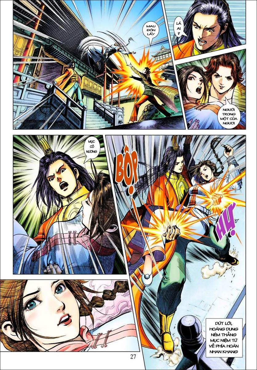Anh Hùng Xạ Điêu anh hùng xạ đêu chap 25 trang 26