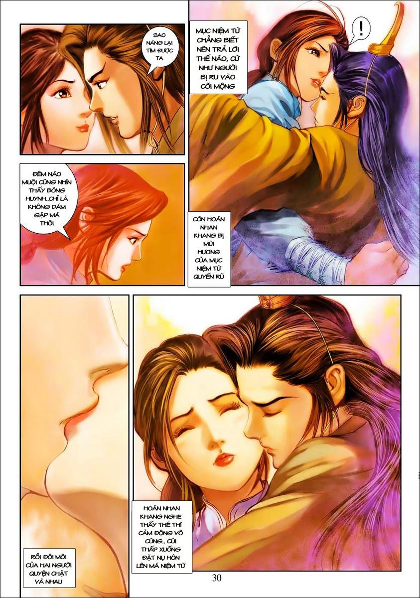 Anh Hùng Xạ Điêu anh hùng xạ đêu chap 25 trang 29