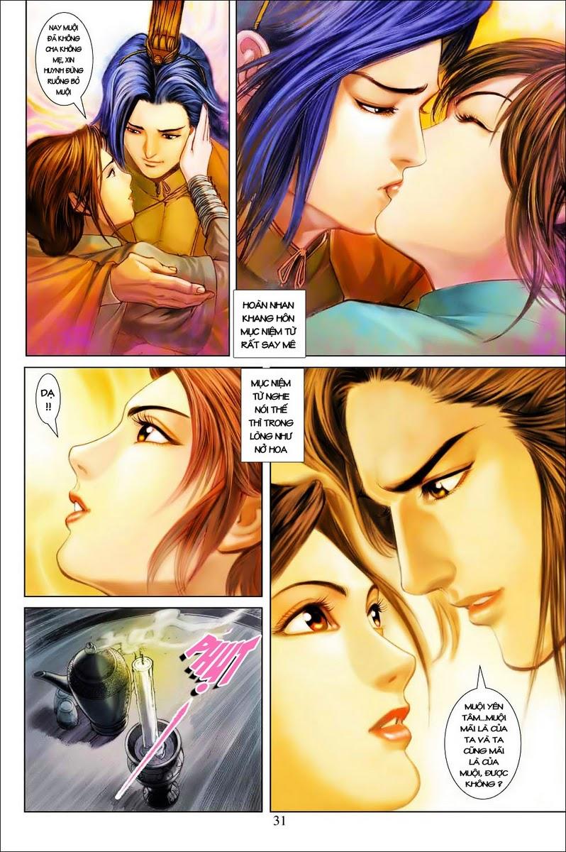 Anh Hùng Xạ Điêu anh hùng xạ đêu chap 25 trang 30