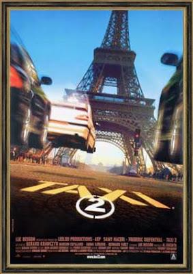 Baixar Filme Taxi 2 - Dublado