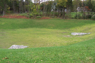 Detention basins the good the bad and the ugly for Design of stormwater detention ponds