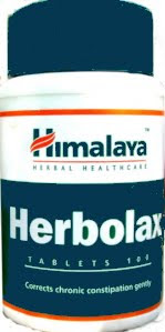 Herbolax herbal constipation remedy