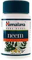 Neem skin care herb