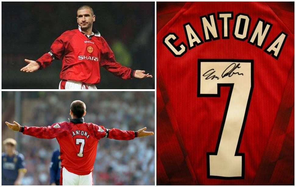 He also help united win 4 premier league titles in 5 years and 2 league and. My Collections: 11. ERIC CANTONA Manchester United FC
