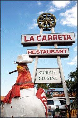 La Carreta Cuban Restaurant Miami Fl