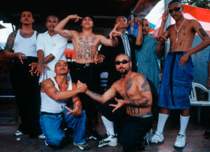 Latino Prison Gangs 18th Street Gang