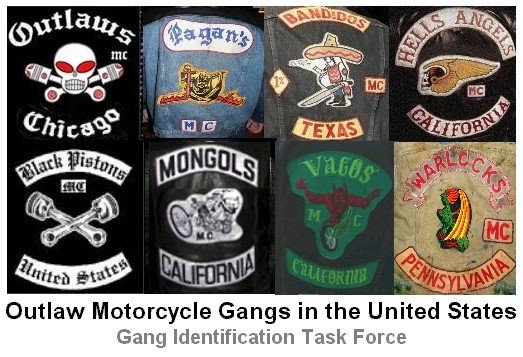 White Prison Gangs Outlaw Motorcycle