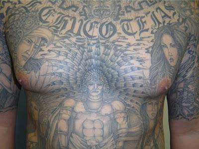 Latino Prison Gangs Barrio Azteca