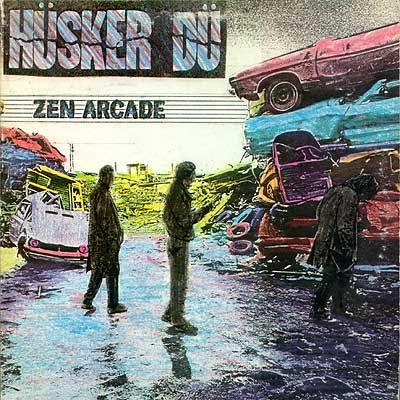 The Wicked Thing Husker Du Zen Arcade Sst 1984
