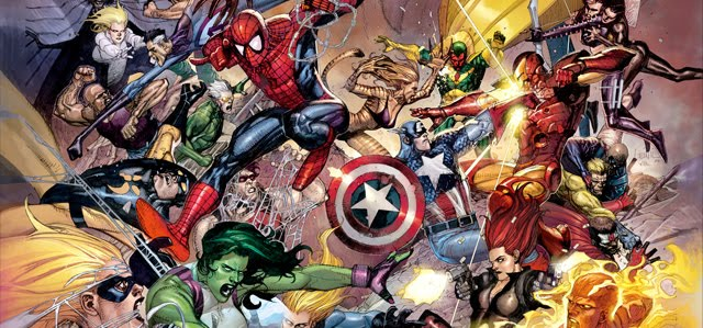 Civil war ii: amazing spider-man / гражданская война ii.